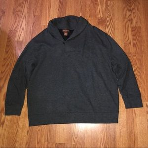 Grey Oak Hill 2XL Pullover Sweater